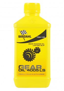 GEAR OIL 4005 75w140 LS 1L