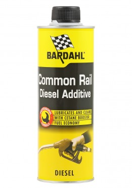 Common Rail Diesel Additive